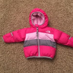 NWOT Infant North Face Puffer